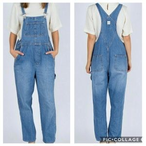 Gap Overalls 90s Edition Industrial Denim Jeans M